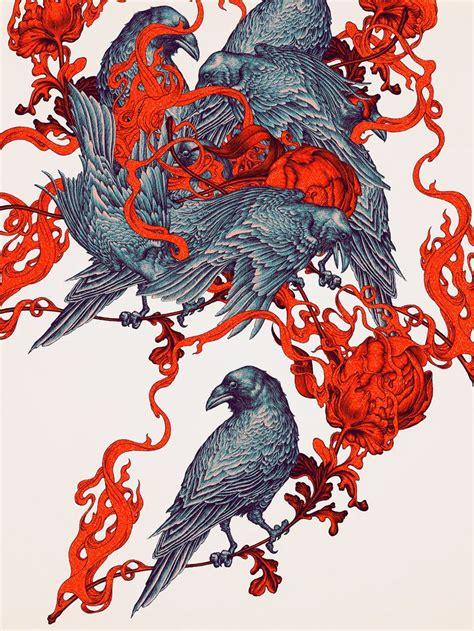 ravens webresjpg art james jean fine art