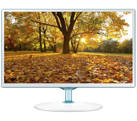 """Buy SAMSUNG T24D391 24"""" LED TV  White  Free Delivery"""