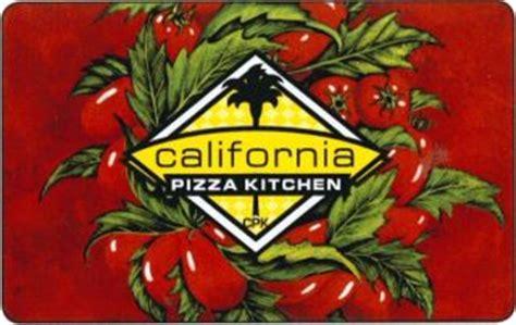 california pizza kitchen double bonus gift card offer     life