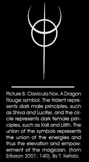 Clavicula Nox. Next tattoo?: | Викканство