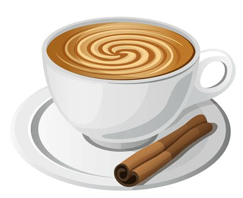 coffee clipart coffee with cinnamon png clipart coffee
