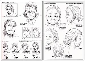 How to Draw Manga Characters' Facial Expressions Drawing ...