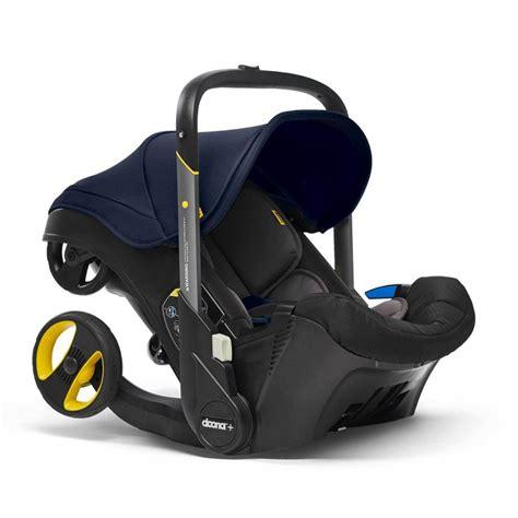 doona infant car seat stroller royal blue  raincover