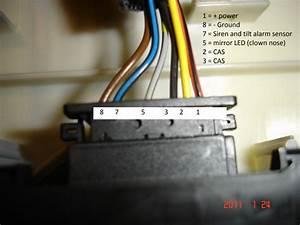 Diy  E60 Shock Sensor Retrofit To Stock Alarm