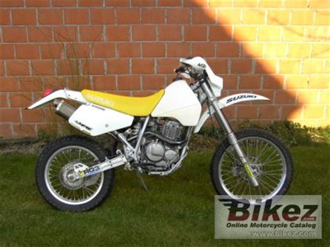 Suzuki Dr350 Specs by 1995 Suzuki Dr 350 S Specifications And Pictures