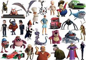 Find the Pixar Villains Quiz - By kfastic