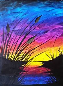 Image, Result, For, Easy, Acrylic, Painting, Ideas, For, Beginners