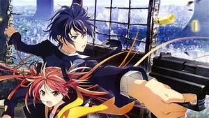 Black Bullet Enju and Rentaro HD Wallpaper | League ...