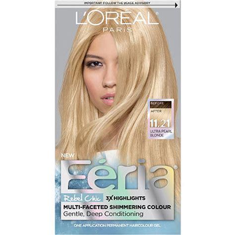 ulta hair color feria ultra pearl ulta