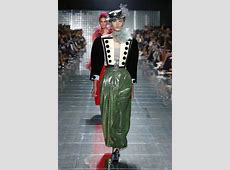 New York Fashion Week Marc Jacobs Spring 2019 Collection