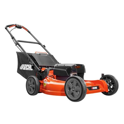 depot mowers echo 58v cordless lawn mower the home depot canada Home