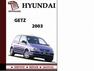 Problem Manual  Hyundai Getz Owners Manual Pdf