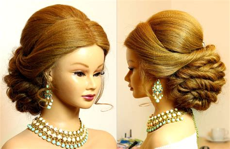 Bridal Prom Updo. Hairstyle For Long Hair