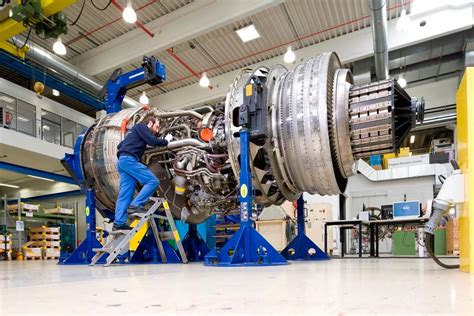 mtu aero engines inaugurates final assembly line for pw1100g jm