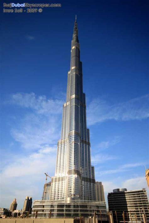 Burj Khalifa Tower Dubai Skyscraper Photos E Architect