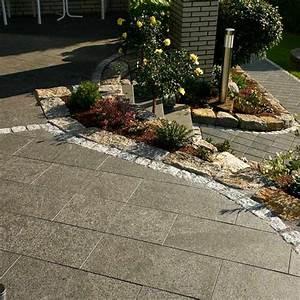 terrassenplatten steinplatten gehwegplatten steinfliesen With französischer balkon mit garten steinplatten