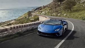 Lamborghini Hurac U00e1n Performante Spyder Review