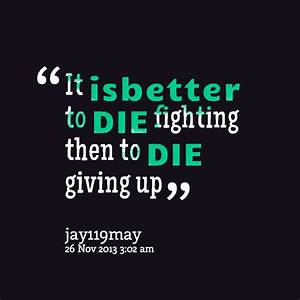 Fighting Quotes... Fight Boxing Quotes