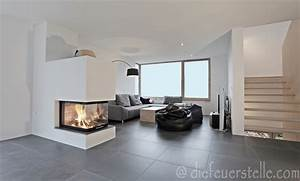 Schöner Wohnen Kamin : ofen wohnzimmer modern raum und m beldesign inspiration ~ Markanthonyermac.com Haus und Dekorationen