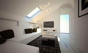 1 Zimmer Wohnung Einrichten Bilder : dachwohnung einrichten bilder pic ~ Bigdaddyawards.com Haus und Dekorationen