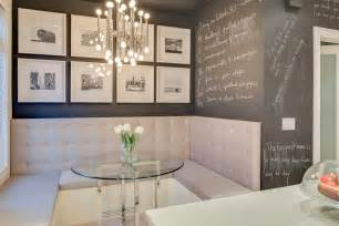 Eat In Kitchen Booth Ideas by Kitchen Booth Seating Kitchen Transitional With Banquette