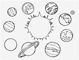 Asteroid Coloring Getdrawings Sheets Planet sketch template