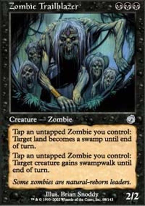 grimgrin zombie tribal edh commander edh mtg deck