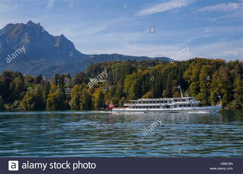 Boat Trips Lucerne Switzerland by Lake Lucerne Switzerland Boat Stock Photos Lake Lucerne
