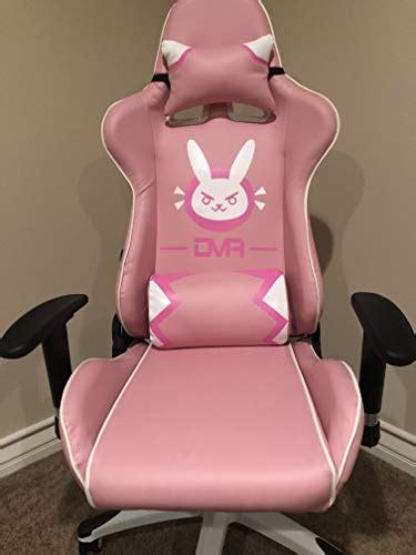overwatch dva dva bunny gaming computer swivel chair