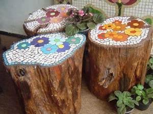 Mosaik Selber Fliesen Auf Altem Tisch : mosaik selber machen meine svenja ~ Watch28wear.com Haus und Dekorationen