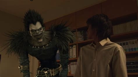 Light Yagami Shinigami by Review Note Live 2006 Anime Reporter