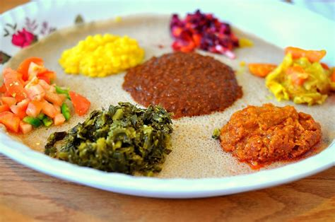 Eritrean Traditional food - Godly