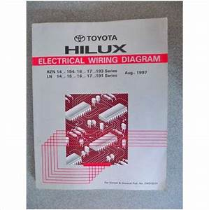 Toyota Hiace Electrical Wiring Workshop Manual 1997