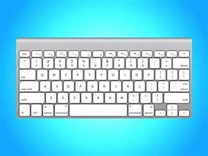 White Apple Keyboard Vector Art  U0026 Graphics