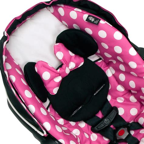 Amazoncom  Disney Baby Minnie Mouse Light N Comfy Luxe