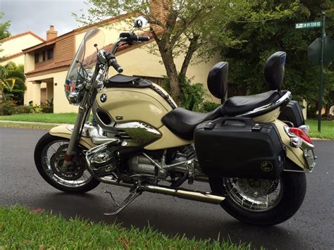 2001 Bmw R 1200 C Cruiser Motorcycle From Miami, Fl,today