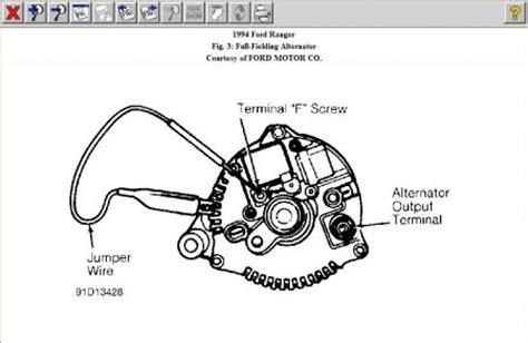 Starter Wire Diagram Ford Ranger Auto