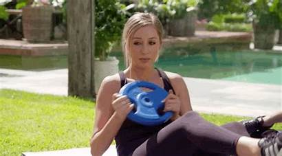 Bachelor Maddy Kristina Episode Workout Staged Happened