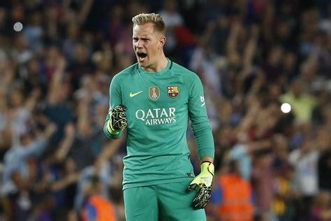 marc andre ter stegen agrees  barcelona deal