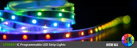 Lpd Programmable Led Strips