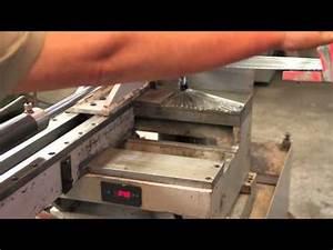 Scie A Ruban Metal Occasion : scie a ruban m tal bomar occasion youtube ~ Melissatoandfro.com Idées de Décoration