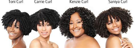 Pre curled Textured Hair   Curlkalon Hair