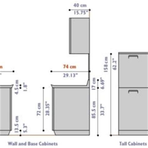 standard depth of upper kitchen cabinets depth of upper kitchen cabinets mf cabinets