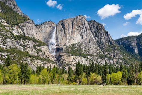 When How See Yosemite Waterfalls
