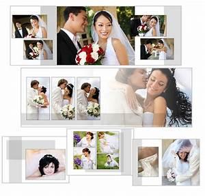 classic white landscape wedding album photoshop wedding With wedding photo album templates in photoshop