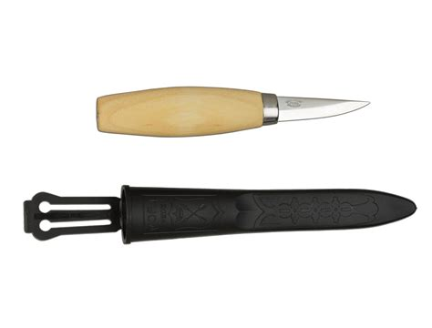Mora 120 Wood Carving Knife Review