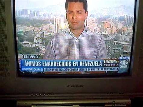 noticias caracol hoy noticias de venezuela - YouTube
