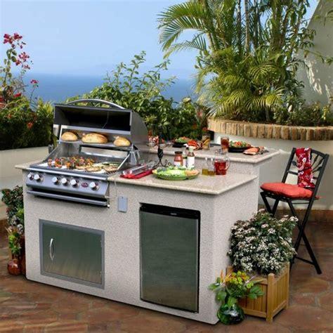 cuisine d été moderne cuisine extérieure été 50 exemples modernes pour se