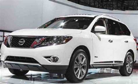 nissan pathfinder review  price car reviews
