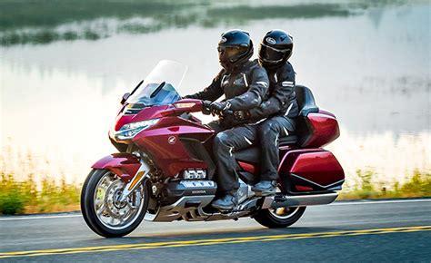 Ten Best Motorcycles For Passengers